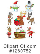 Christmas Clipart #1260752 by Graphics RF