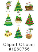 Christmas Clipart #1260756 by Graphics RF