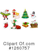 Christmas Clipart #1260757 by Graphics RF