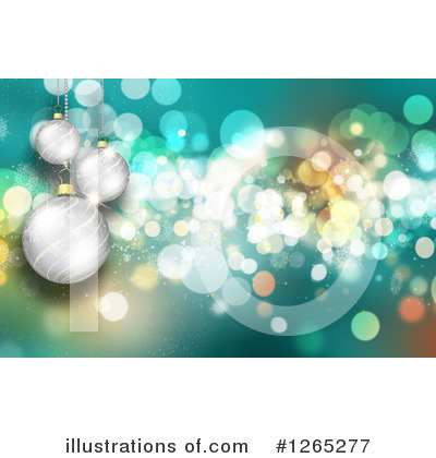 Royalty-Free (RF) Christmas Clipart Illustration by KJ Pargeter - Stock Sample #1265277