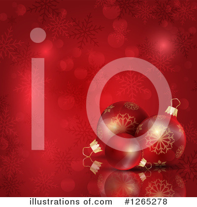Christmas Clipart #1265278 by KJ Pargeter