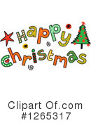 Royalty-Free (RF) Christmas Clipart Illustration #1265317