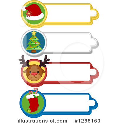 Christmas Stocking Clipart #1266160 by BNP Design Studio