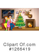 Christmas Clipart #1266419 by Graphics RF