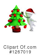 Royalty-Free (RF) Christmas Clipart Illustration #1267019