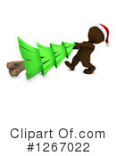 Christmas Clipart #1267022 by KJ Pargeter