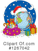 Royalty-Free (RF) Christmas Clipart Illustration #1267042
