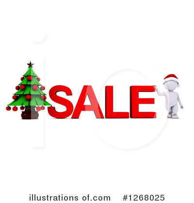 Royalty-Free (RF) Christmas Clipart Illustration by KJ Pargeter - Stock Sample #1268025