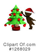 Christmas Clipart #1268029 by KJ Pargeter
