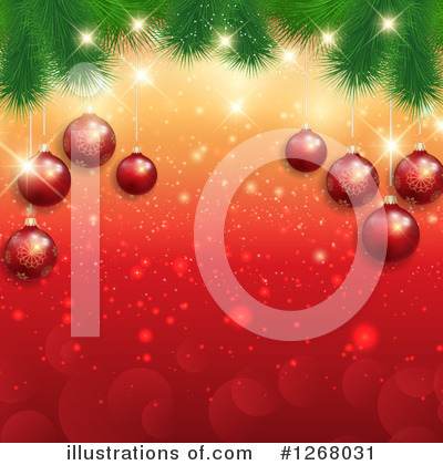 Royalty-Free (RF) Christmas Clipart Illustration by KJ Pargeter - Stock Sample #1268031