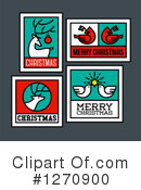 Royalty-Free (RF) Christmas Clipart Illustration #1270900