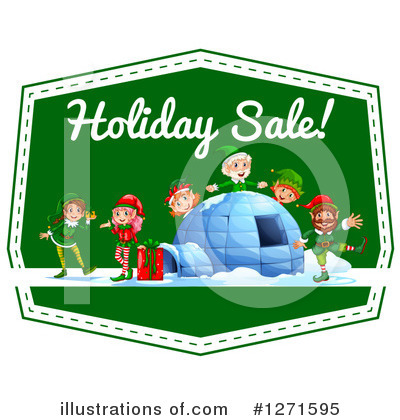Igloo Clipart #1271595 by Graphics RF