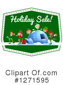 Christmas Clipart #1271595 by Graphics RF