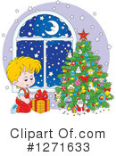 Royalty-Free (RF) Christmas Clipart Illustration #1271633