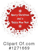 Royalty-Free (RF) Christmas Clipart Illustration #1271669