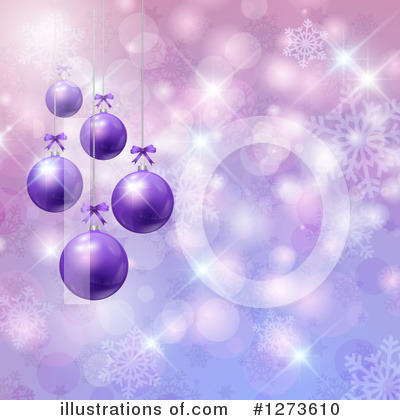 Royalty-Free (RF) Christmas Clipart Illustration by KJ Pargeter - Stock Sample #1273610