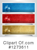 Royalty-Free (RF) Christmas Clipart Illustration #1273611