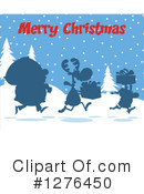 Christmas Clipart #1276450 by Hit Toon