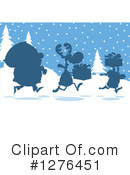 Royalty-Free (RF) Christmas Clipart Illustration #1276451