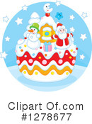 Royalty-Free (RF) Christmas Clipart Illustration #1278677