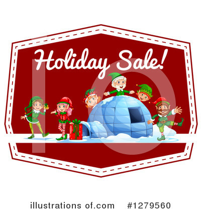 Igloo Clipart #1279560 by Graphics RF