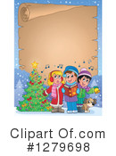 Christmas Clipart #1279698 by visekart