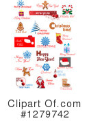 Christmas Clipart #1279742 by Vector Tradition SM
