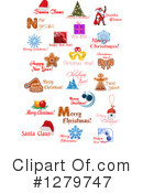 Christmas Clipart #1279747 by Vector Tradition SM
