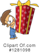 Christmas Clipart #1281098 by toonaday