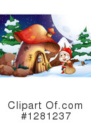 Christmas Clipart #1281237 by Graphics RF