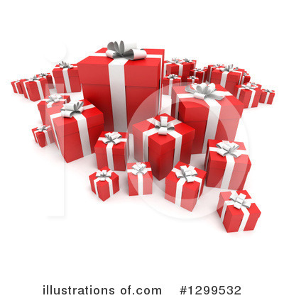 Christmas Clipart #1299532 by Frank Boston