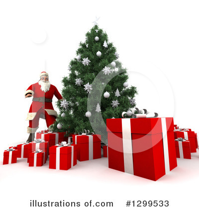 Christmas Clipart #1299533 by Frank Boston