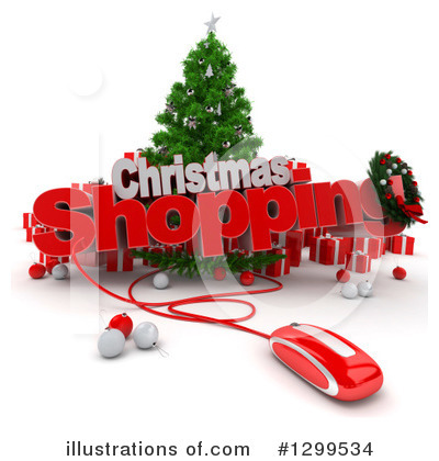 Christmas Clipart #1299534 by Frank Boston