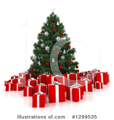 Christmas Clipart #1299535 by Frank Boston