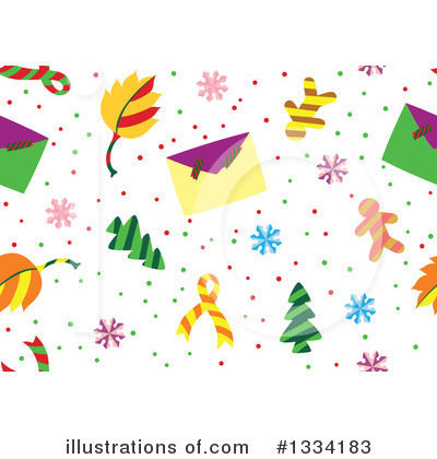 Snowflakes Clipart #1334183 by Cherie Reve