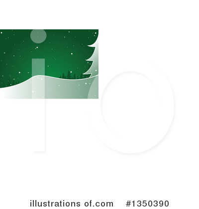 Christmas Background Clipart #1350390 by dero