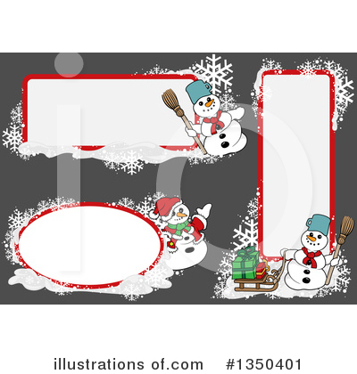 Royalty-Free (RF) Christmas Clipart Illustration by dero - Stock Sample #1350401