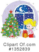 Christmas Clipart #1352839 by Alex Bannykh