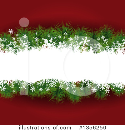 Royalty-Free (RF) Christmas Clipart Illustration by KJ Pargeter - Stock Sample #1356250