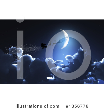 Moon Clipart #1356778 by KJ Pargeter