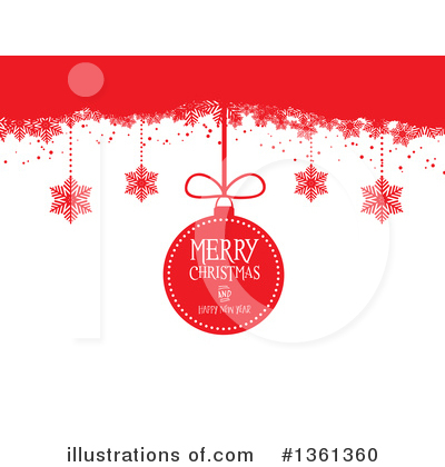 Royalty-Free (RF) Christmas Clipart Illustration by KJ Pargeter - Stock Sample #1361360
