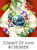 Christmas Clipart #1363658 by merlinul