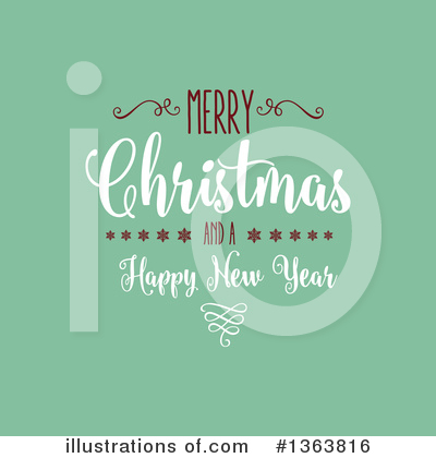 New Year Clipart #1363816 by KJ Pargeter