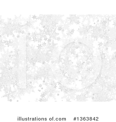 Christmas Background Clipart #1363842 by vectorace