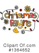 Royalty-Free (RF) Christmas Clipart Illustration #1364652