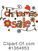 Royalty-Free (RF) Christmas Clipart Illustration #1364653