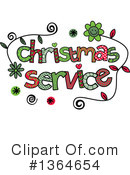 Royalty-Free (RF) Christmas Clipart Illustration #1364654