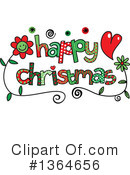 Royalty-Free (RF) Christmas Clipart Illustration #1364656