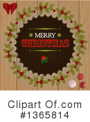 Christmas Clipart #1365814 by elaineitalia