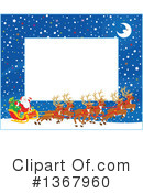 Royalty-Free (RF) Christmas Clipart Illustration #1367960